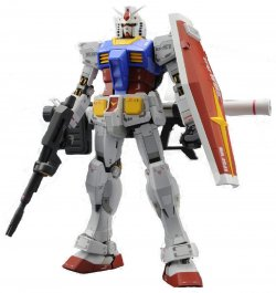 [14th JAN 2021] MG RX-78-2 GUNDAM Ver.3.0