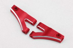 Y2-R08FUC Aluminum front upper A arm for YD-2 (Red/B