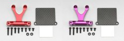 Y2-REM-P Rear ESC mount for YD-2 Purple