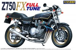 NB18 1/12 Kawasaki Z750FX Full-Tune