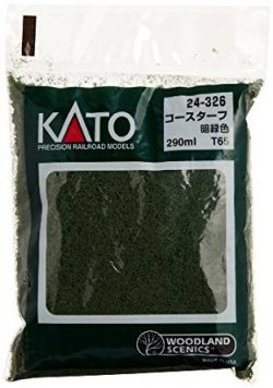 24-326 Coarse Turf Dark Green