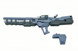 MSG Series Weapon Unit MW18R Freestyle Bazook
