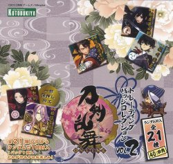 Trading Can Badge Collection Touken Ranbu Vol