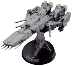 MC05 SDF-1 Macross Fortress Ship 1/4000