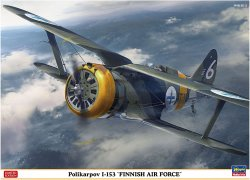 1/48 Polikarpov I-153 -Finnish Air Force- Lim