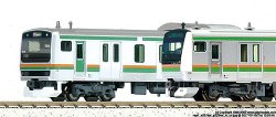 10-027 N-Gauge Double Trak Starter Set Series