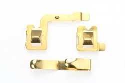 15421 JR Gold Plated Terminal Set - Super-II Chassis