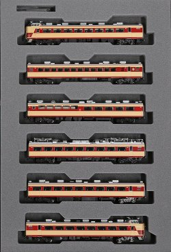 10-1479 Series 485-200 Six Car Standard Set (