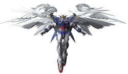 High-Resolution Model Wing Gundam Zero EW