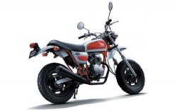 NB57 1/12 Honda APE50 Deluxe Mini Bike