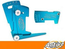AC316LB Demon Camber Gauge (Light Blue)