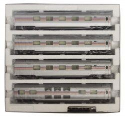 1/80(HO) J.R. Limited Express Sleeper Series
