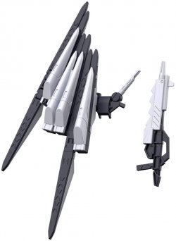 HGBD:R Villain Gundam New Weapons