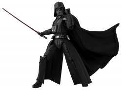 SH Figuarts Darth Vader - A New Hope
