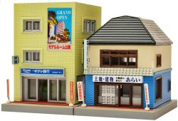 256243 The Building Collection 107-2 Store in