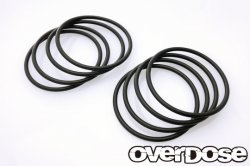 [PO NOV] OD2796 Tire Stabilize O Ring (Black
