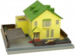 311584 The Building Collection 015-3 Modern H