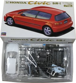 Honda Civic SiR II