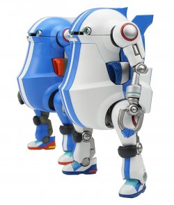 1/35 MechatroWego No.08 Sports White & Blue