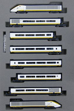 10-1295 EuroStar Basic 8 Car Set