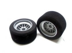 Z9111 F1 Front OMEGA Wide Shaped Sponge Tire