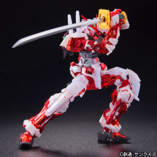 Charming EXPO LIMITED RG Gundam Astray Red Frame Finish Ver.