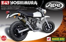 NB58 Honda Ape 50 Yoshimura Specification 1/1
