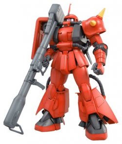 MG MS-06R-2 Zaku Johnny Leyden Custom Ver.2.0