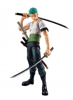 Variable Action Heroes One Piece Series Roron