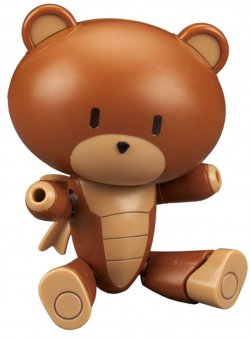 PETIT-BEARGGUY CHA CHA CHA BROWN