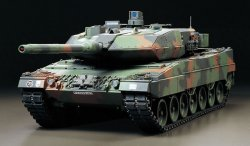 1/16 RC Leopard 2 A6 Full Operation Kit