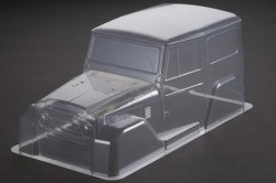 RC Body Parts Set Toyota Land - Cruiser 40 (CR01)