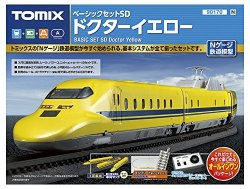 SD Type 923 Doctor Yellow (3-Car Set) (Track