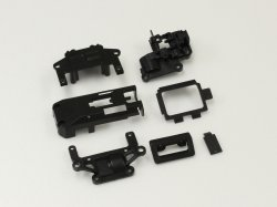 MD209 Rear Main Chassis Set (ASF / Sports)