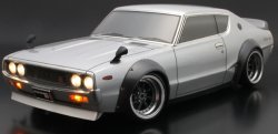 66703 Over Fender Kit For NISSAN Skyline HT2000 GT-R KPGC110 Bod