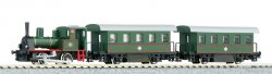 10-503-1 Chibi-loco Set Steam Locomotive of F