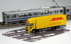 The Truck Collection DHL Big Truck Set (2-Car