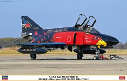 F-4EJ Kai Super Phantom `302SQ F-4 Final Year 2019` (Black Phant