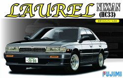 1/24 Nissan Laurel Medalist Club S HC33 w/Win