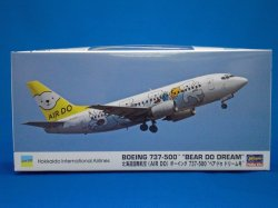 BOEING 737-500 BEAR DO DREAM