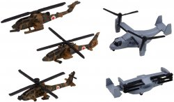 JGSDF Helicopter Set