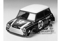 RC Body Set Mini Cooper Racing