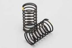 YS-1290 Long Shock Spring for D-MAX HSS (Yellow)