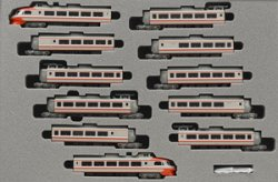 10-1284 Odakyu Romance Car NSE Type 3100 Air-