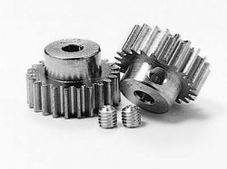 RC AV Pinion Set 22/23T