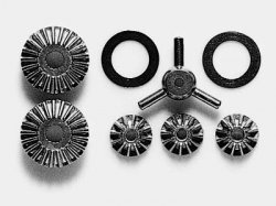50602 RC Diff. Bevel Gear Set