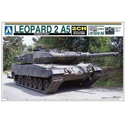 Germany Leopard 2 A5 (RC Model)