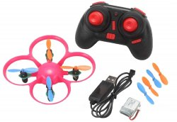 HM-X68AP Micro Multicopter HMX68 Pink Pattern