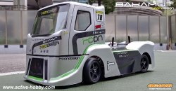 RCON-01 M-BAHAMUT Body - M-Chassis Truck