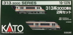 10-1378 Series 313-3000 (2-Car Set)